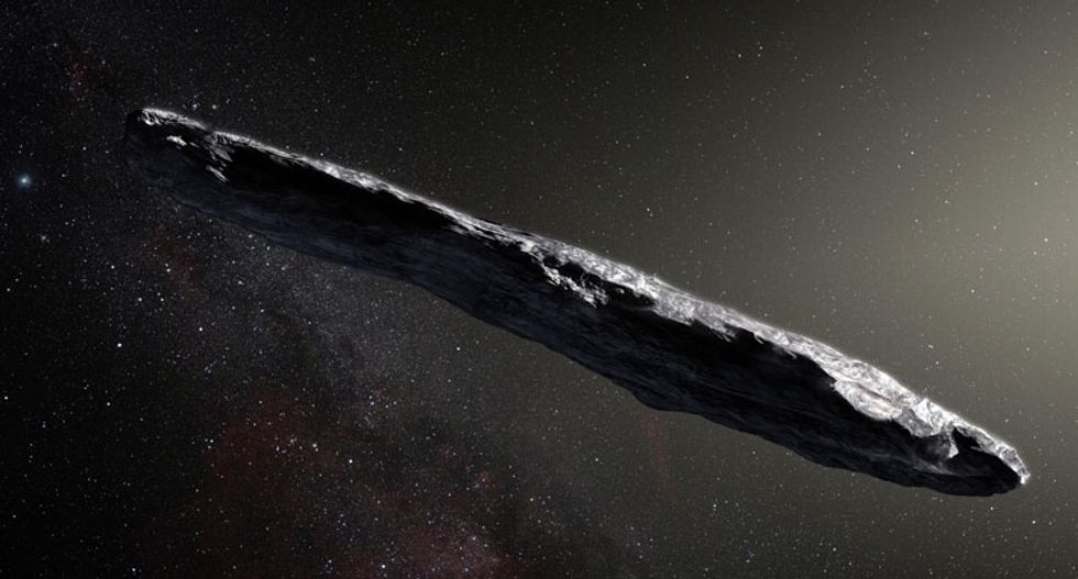 Here is  why scientists were freaking out about interstellar visitor 'Oumuamuau' passing through our solar system