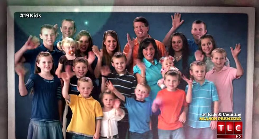 TLC officially cancels '19 Kids and Counting' after Josh Duggar admits to molesting girls as a teen