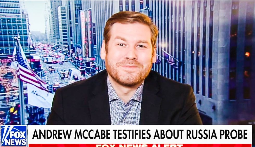 Fox guest mocks network for smearing FBI to discredit Mueller probe: This isn't 'some hippie organization'