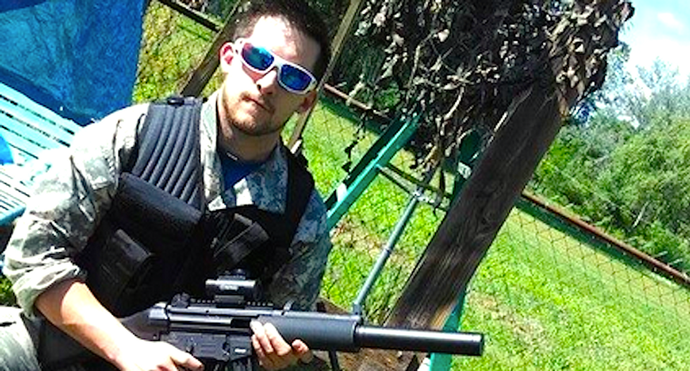 Gun lover faces choice: Give up wrongful arrest suit or risk felony firearm conviction