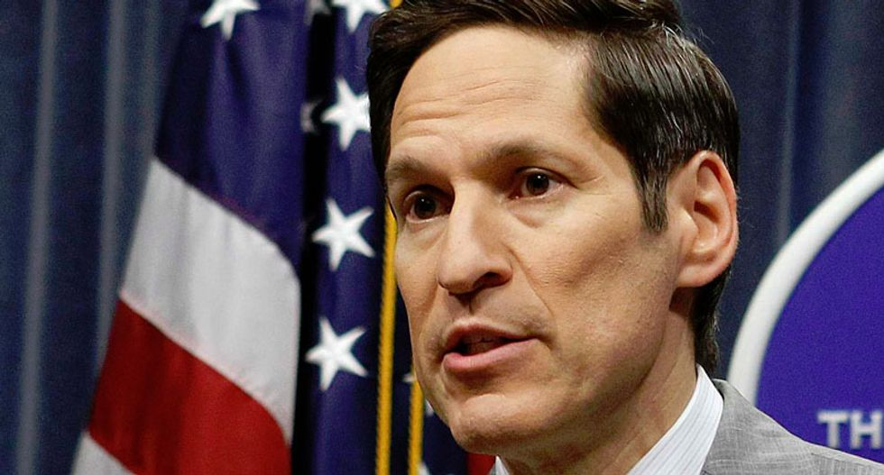 CDC director 'remains confident' US can contain Ebola