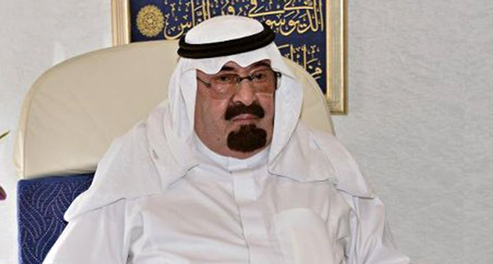 Religious extremism 'perverse' and must be eliminated: Saudi Arabia's King Abdullah