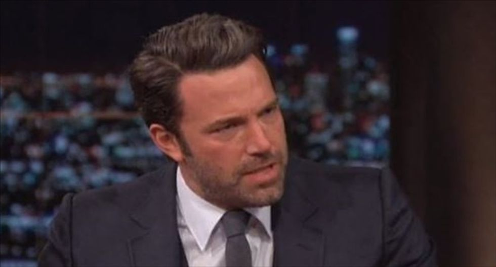 Ben Affleck admits embarrassment led him to try to hide slave-owning ancestor