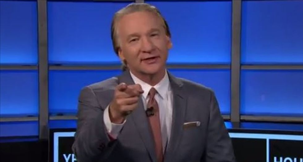 Bill Maher on 'born-again booty callers': Who do you have to blow to get thrown out of Congress?