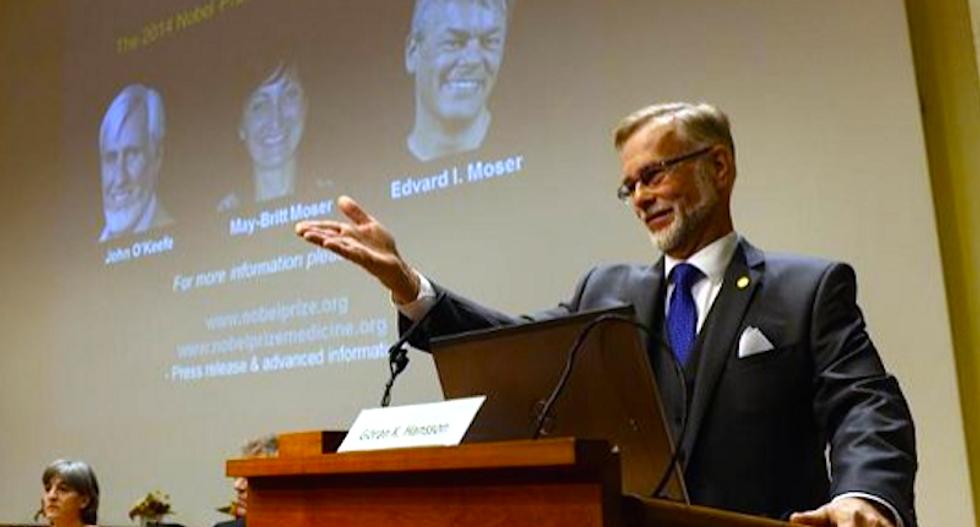 British-American shares Nobel Medicine Prize with Norwegian couple