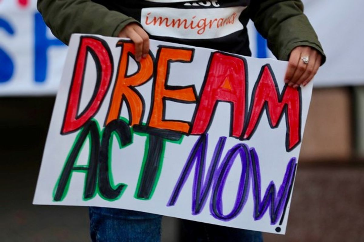 Lawmakers are seeking common ground on DACA, but comprehensive immigration reform will be a challenge for Democrats
