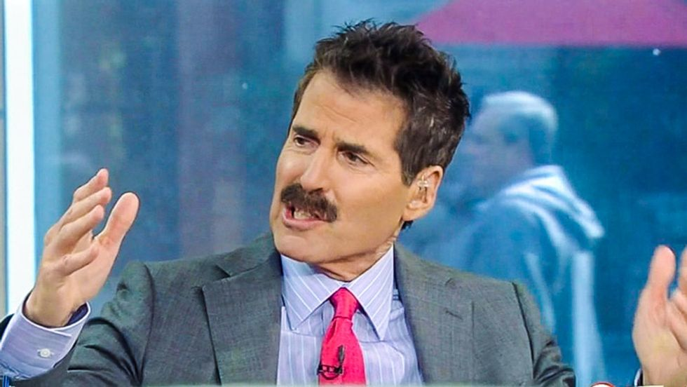 John Stossel: Ebola is being overhyped like climate change by 'especially you women'