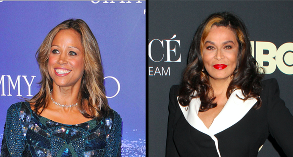 Conservative pundit Stacey Dash gets torched on Twitter for insulting Beyoncé's mother