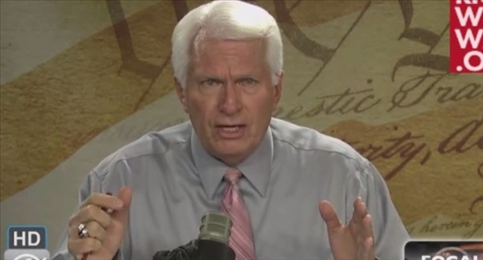 Bryan Fischer freaks out over Supreme Court inaction on 'sodomy-based marriage'