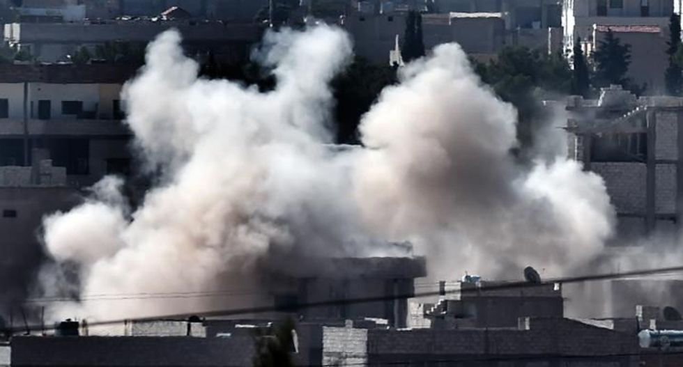 Kurdish woman suicide bomber attacks ISIS in Syria, killing a number of members