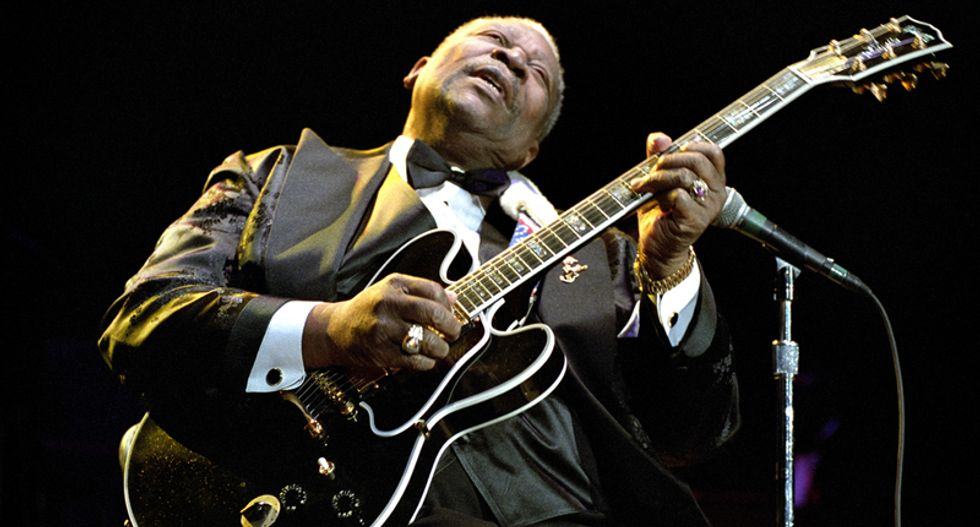 The thrill is gone: Blues legend B.B. King dead at 89
