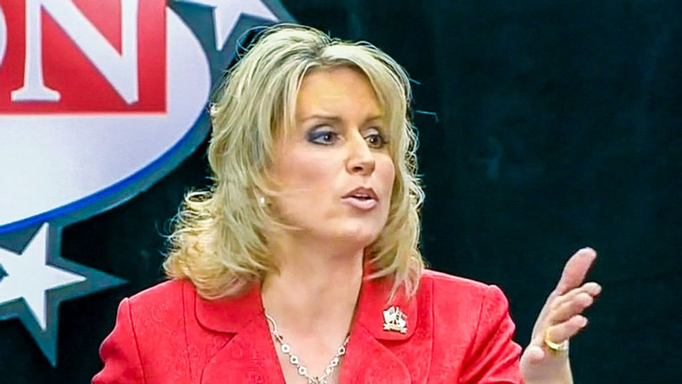 During Clay Aiken debate, GOP rep. claims US was 'founded on' man-woman marriage