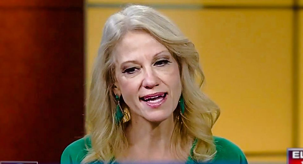 WATCH: Kellyanne Conway trashes Comey before his Senate testimony for hurting 'morale' at the FBI