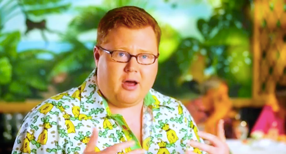 Ridiculous video emerges of wealthy Koch heir -- and the internet is dying of laughter