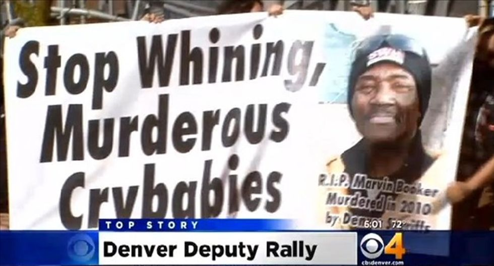 Denver homeless man's family awarded $4.6 million over death in county jail