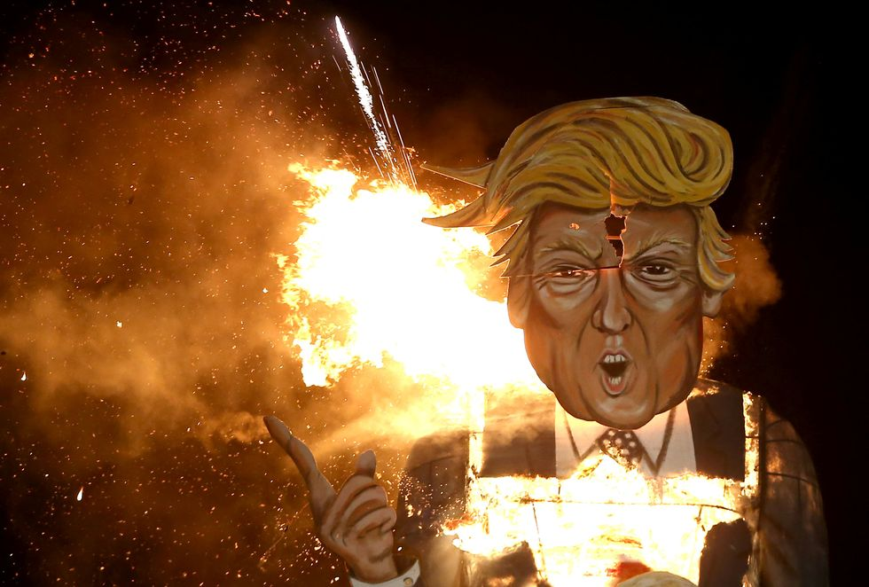 Forget Impeachment  — Here are 7 other ways Donald Trump's presidency might go down in flames