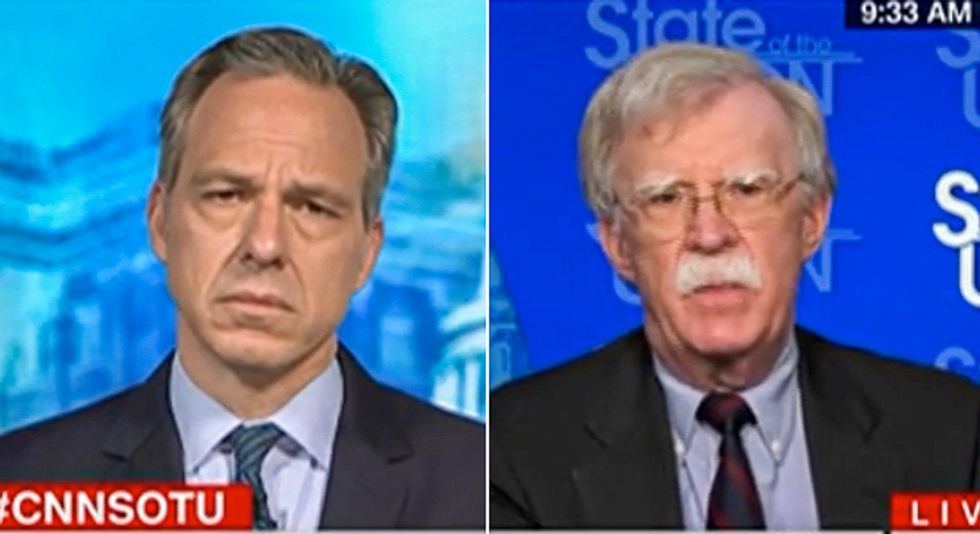 Bolton warns Trump will betray Americans after 2020 win: 'No limit on what he might do in a second term'