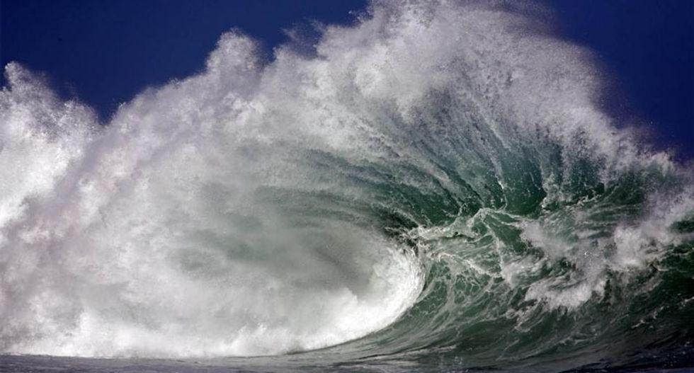 Scientists sound alarm over ocean acidification