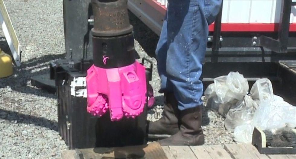 Susan G. Komen Foundation denies 'pinkwashing' the fracking process