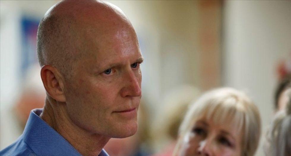 Florida Democrat accuses Gov. Rick Scott of not reporting $200 million in assets