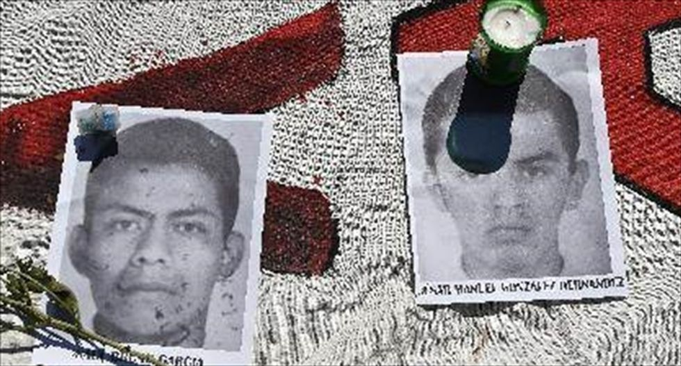 Questions surround 'imperial couple' from Mexican town where 43 students vanished