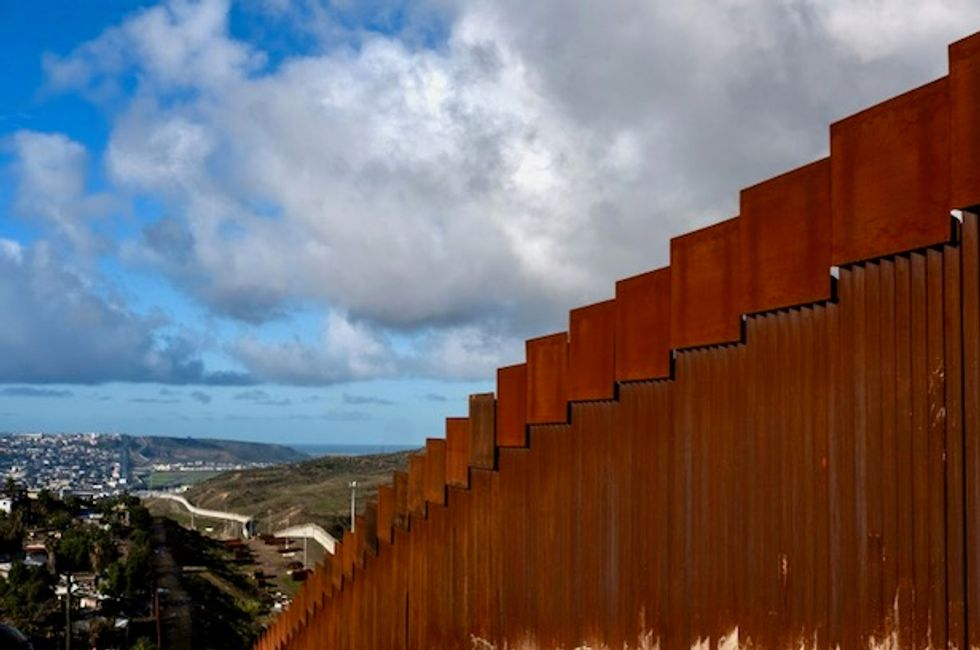 Pentagon shifts another $3.8 billion to building Trump's Mexico border wall