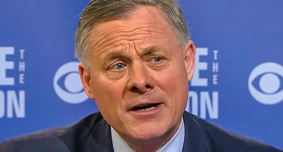 BUSTED: Republican intel chair Burr caught in lie about author of salacious Steele Dossier