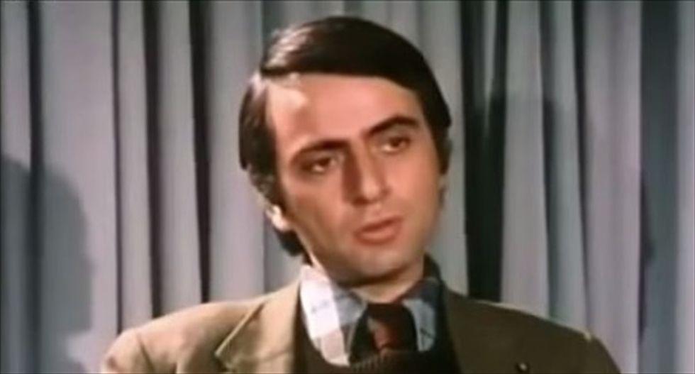 REVEALED: Science icon Carl Sagan secretly pushed for legalizing marijuana