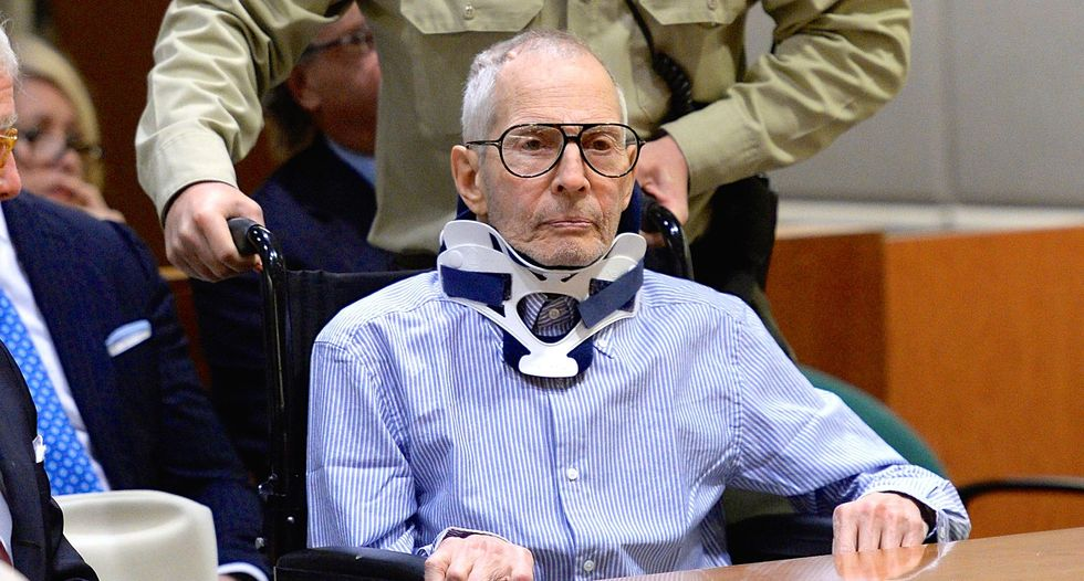 Robert Durst of 'The Jinx' to appear in L.A. court on murder charge