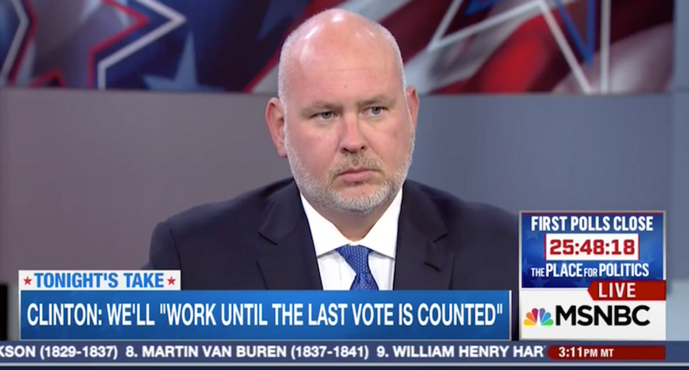 Steve Schmidt nails it: This election isn't about right-left — it's about technology displacing workers