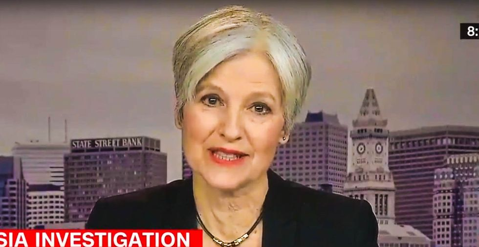 WATCH: CNN's Alisyn Camerota hammers Jill Stein for denying evidence of Russian election meddling