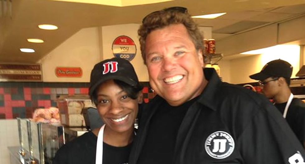 Right-wing Jimmy John's forbids employees from making competitors' sandwiches for two years