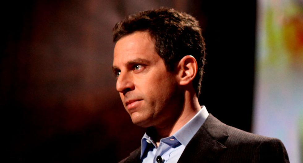 Sam Harris: Donald Trump would be our first atheist president