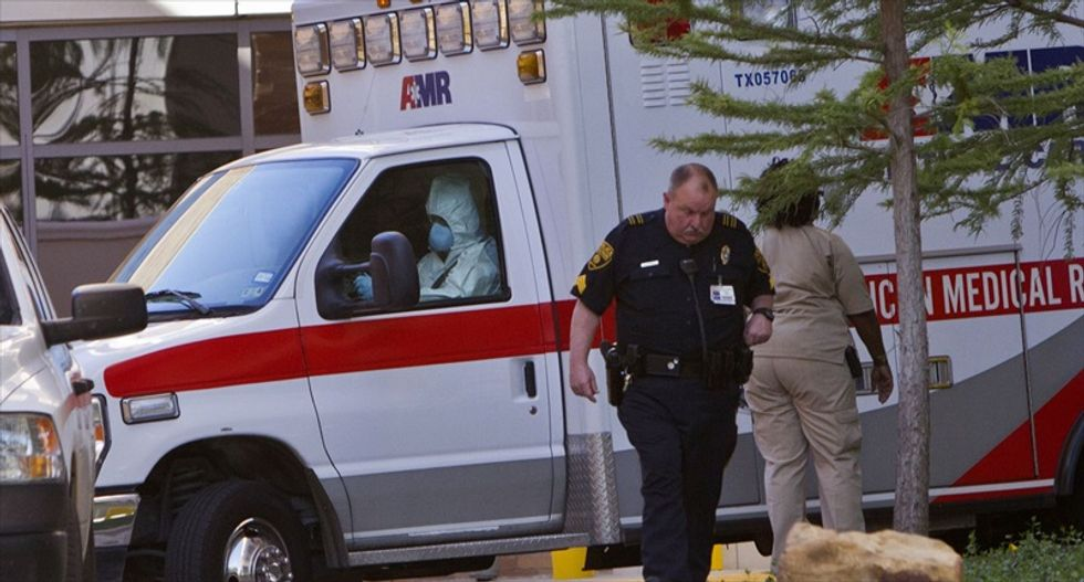 CDC cleared Texas nurse to fly just before she was diagnosed with Ebola