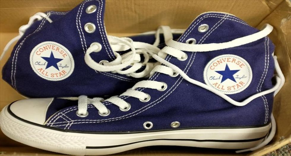 Converse sues Walmart, Ralph Lauren for 'Chuck Taylor' knock-off shoes