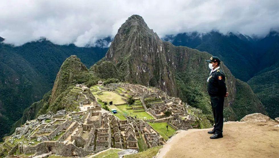 Peru's Machu Picchu reopens to tourists after coronavirus lockdown