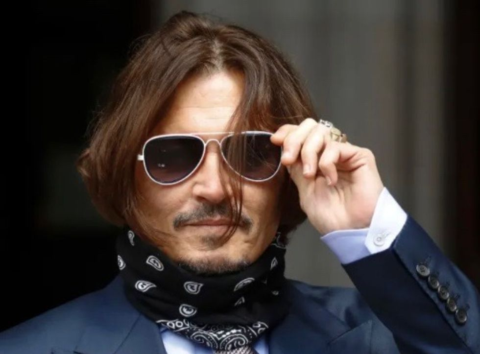 Johnny Depp confirms appeal against UK libel ruling
