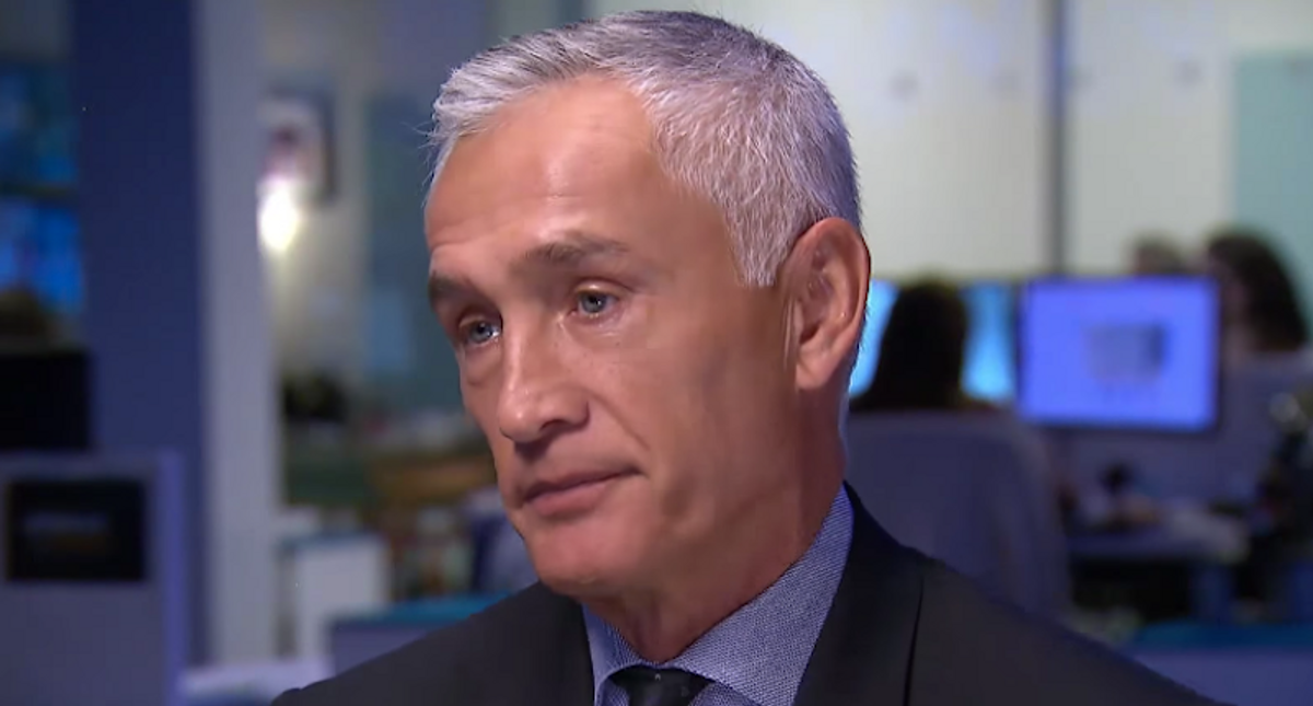 Univision's Jorge Ramos smacks down Trump apologist following Capitol attack