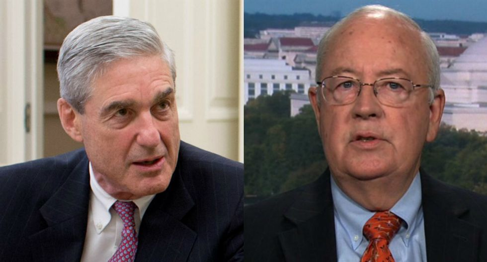 Don't believe the 'insulting' book tour hype: Ken Starr is no Robert Mueller