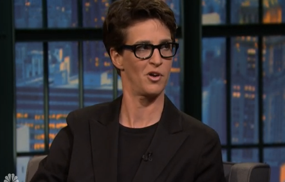 Rachel Maddow: Maybe Democrats 'deserve' to lose the Senate in the midterm elections