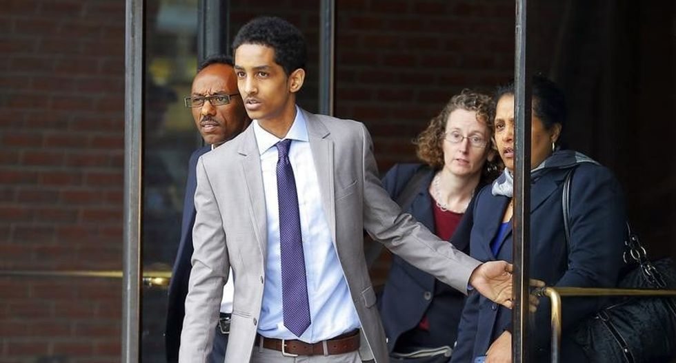 Lawyers of friend of accused Boston bomber continue 'too stoned' defense