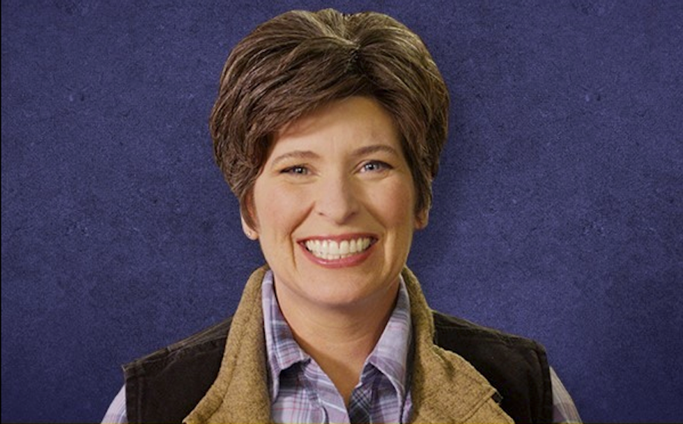 Iowa's Joni Ernst: Obamacare is bad because people should rely on churches for help