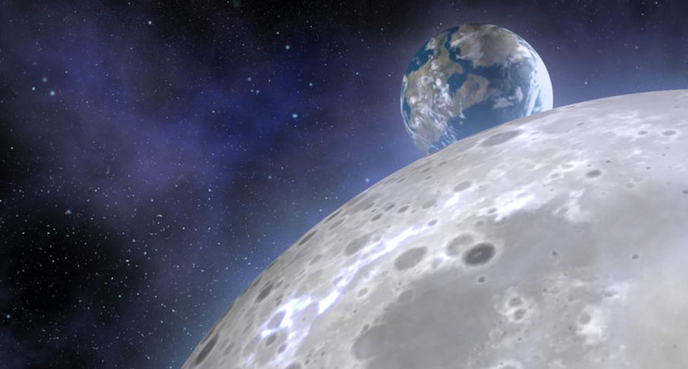 Who owns the moon? Big corporations and politicians eye a lunar takeover
