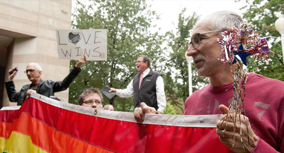 US to recognize same-sex marriages performed in seven more states