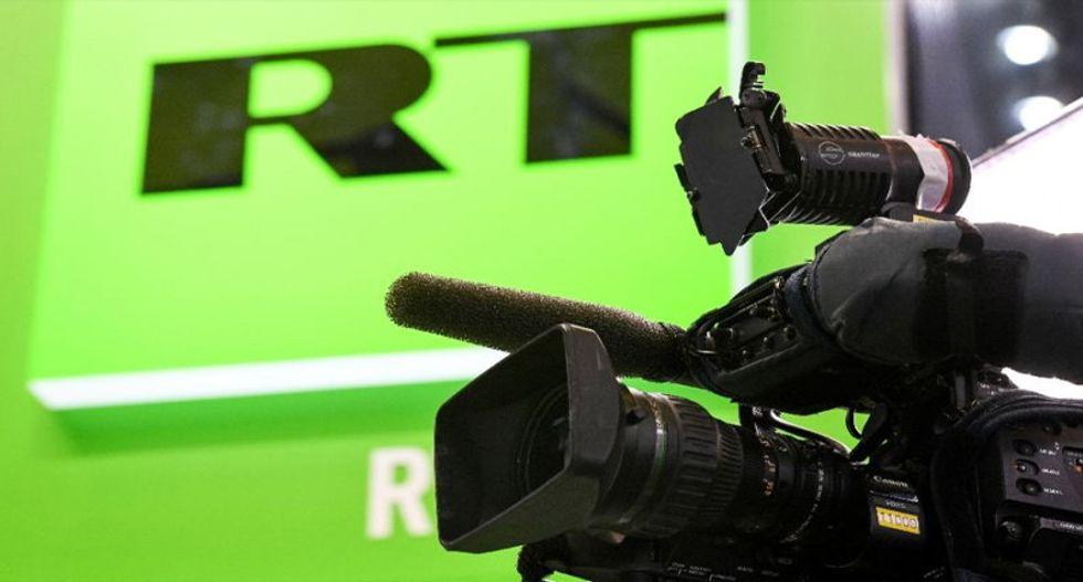Russia's RT fumes after Facebook blocks 'wildly popular' page