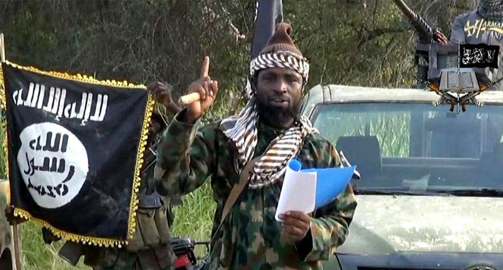 Boko Haram leader warns Trump 'war has just begun'