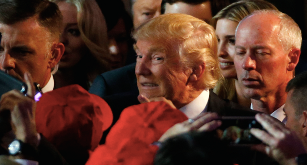 How Donald Trump brought about the end of my marriage