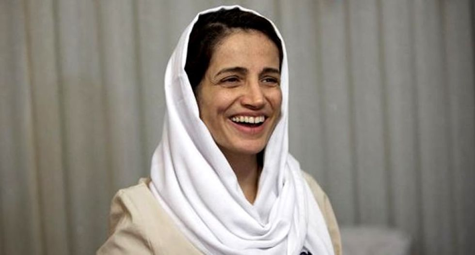 Top Iranian human rights lawyer disbarred for 'committing propaganda against the regime'