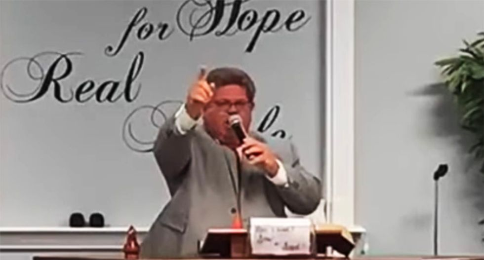WATCH: Louisiana pastor names and shames parishioners for staying home during COVID-19 crisis