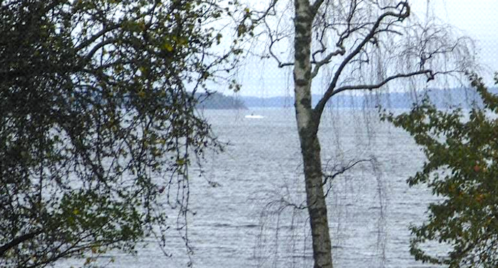 Mysterious sub near Stockholm might be Dutch: Russian source
